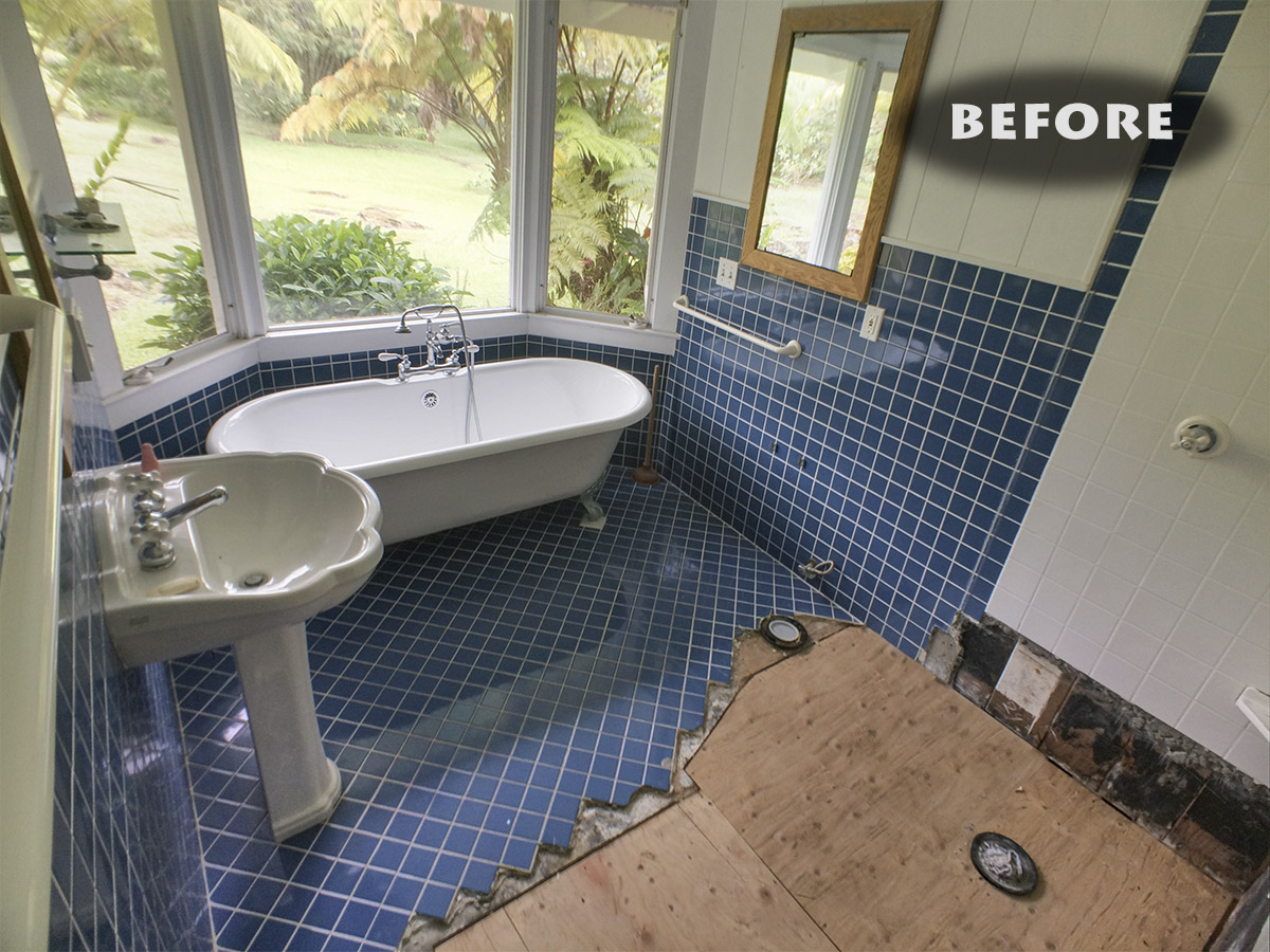 tile styles king before